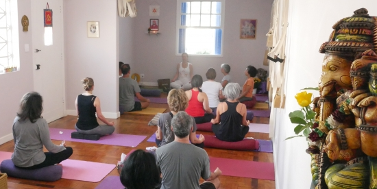 Meditação do Bairro | Circuito Integrado pela Sustentabilidade