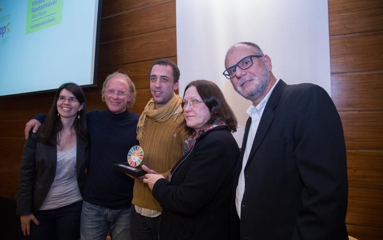 Prêmio Abraps | Profissional pelo Desenvolvimento Sustentável