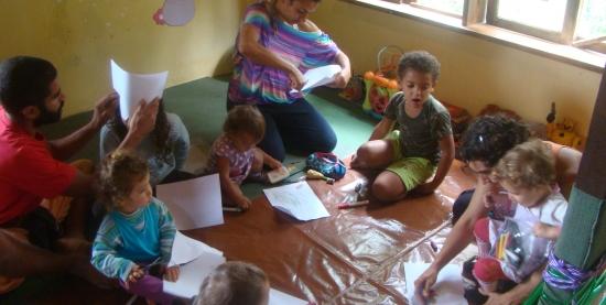 Arte Consemente - Jogos e Brincadeiras encenadas para toda família