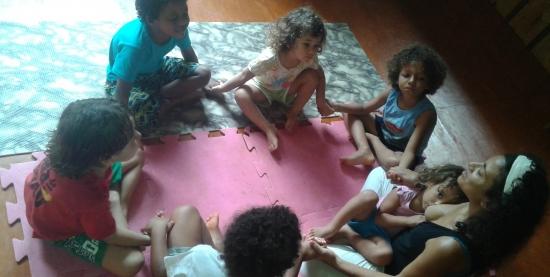 Arte Consemente - Yoga para Crianças
