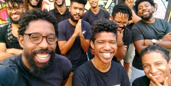 Círculo Aberto | Masculinidades Negras