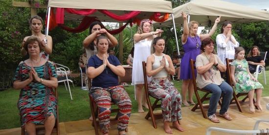 Reiki e Yoga