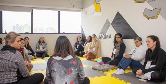 MOMA Palestras e Atividades para Mães e Filhos