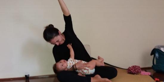 Yoga para Mães e Bebês