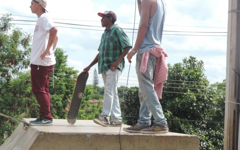 Juventude na Quebrada - 5.0 - edição Virada Sustentável