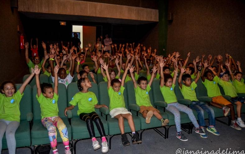 Semente | Mostra Infantil de Cinema e Sustentabilidade | Programa 1