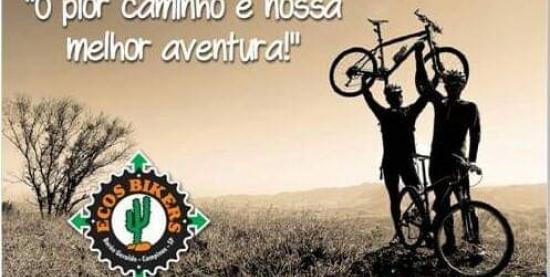Pelas Trilhas com Eco´s Bikers