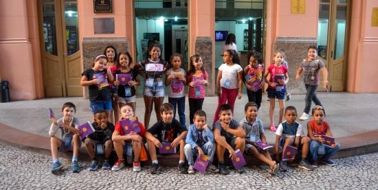 Semente | Mostra Infantil de Cinema e Sustentabilidade | Programa 2