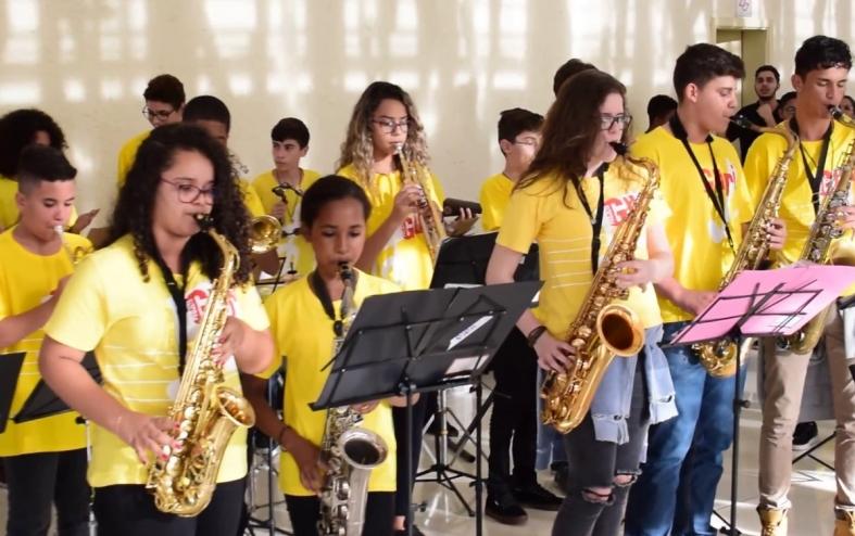 Banda de Música do Projeto Guri - Polo Piracicaba