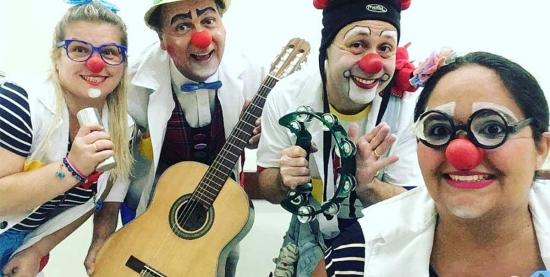 Banda Palhacinfônicos