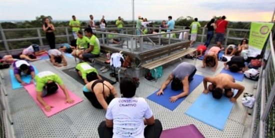 Yoga na Torre