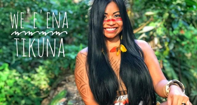Weena Tikuna   O Canto e Encanto da Amazônia