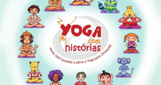 Yoga Pais e Filhos com o Yoga com Histórias®