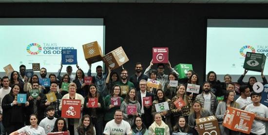 Talks | Conhecendo os ODS