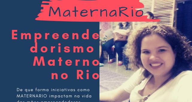 Empreendedorismo Materno No Rio