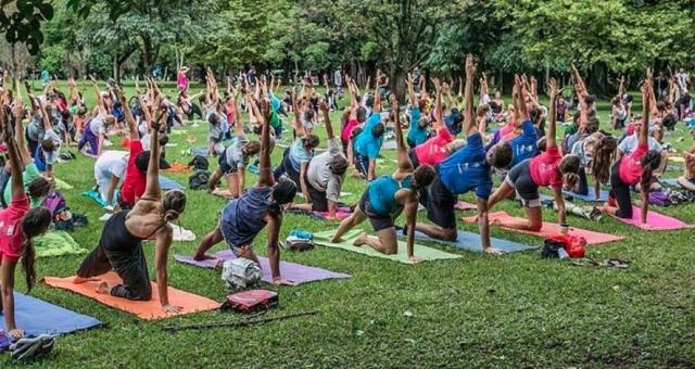 Aulão da Aliança Brasileira de Yoga + Práticas Gratuitas durante a Virada
