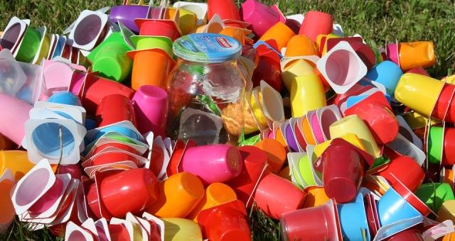 Brincando com a Reciclagem