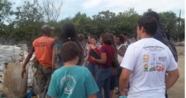 Educação Ambiental, Tecnologia e Gestão Popular e Pública das Árvores do Rio de Janeiro