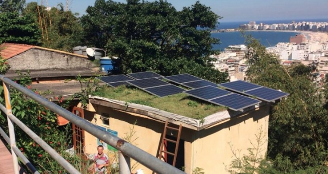 Acesso à Energia Elétrica nas Favelas