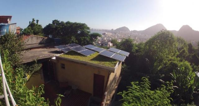 Energia Solar nas Favelas