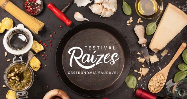 Festival Raízes Gastronomia Saudável na Virada Sustentável