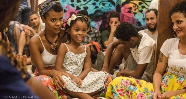 Infância Ancestral | Levando as Marias para Encantar
