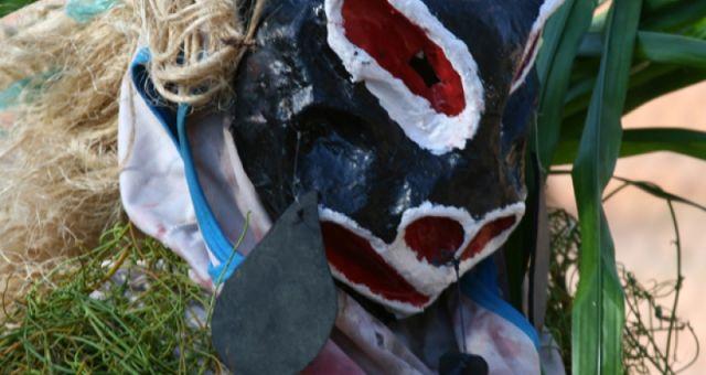 Oficina de Máscaras Caretas | Uma Expressão Ancestral