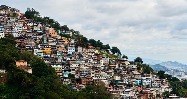 Potência das Favelas na Cidade