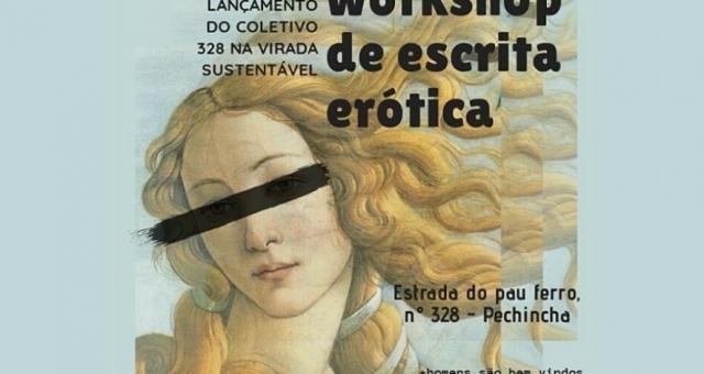 Workshop Escrita Erótica