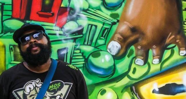 Graffitagem | Mostra Hip-Hop Consciência