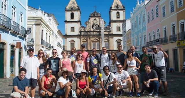 Tour Capoeirístico