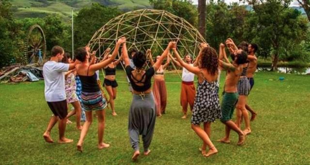 A Dança dos Orixás