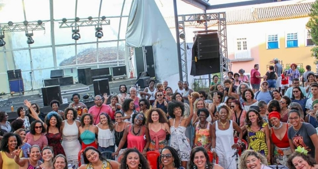 II Encontro Nacional Mulheres Na Roda de Samba