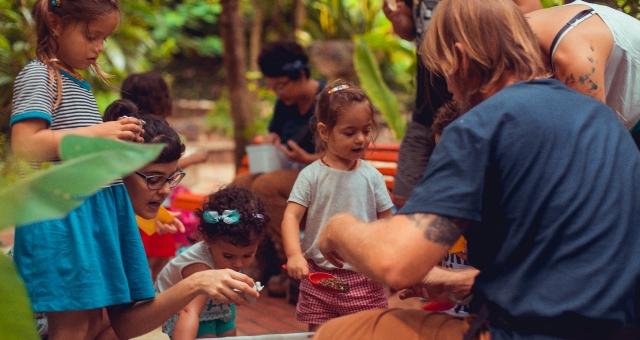 Infância Ancestral | Nossa planta, nossa casa, nossa vida!