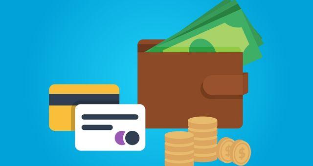 Confecção de carteiras com reaproveitamento de embalagens