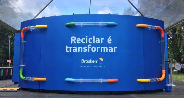 Reciclar é Transformar