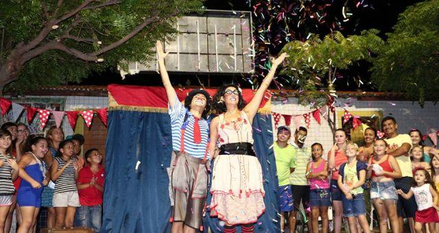 Companhia Laguz Circo | Suspiros e Burbujas