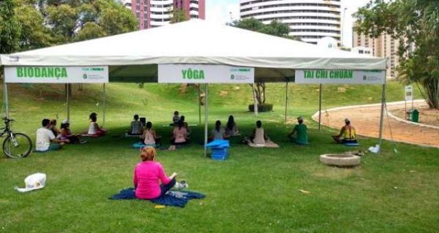 Tenda Zen | Biodança