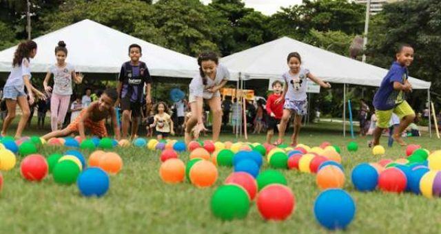 Projeto Viva o Parque | Recreação, Oficina de Brinquedo e Circuito Funcional Kids