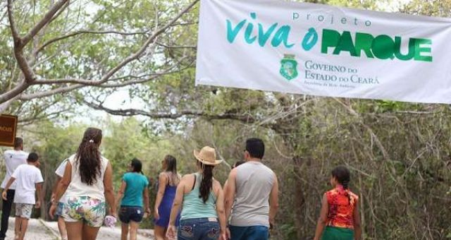Projeto Viva o Parque | Trilha Interpretativa