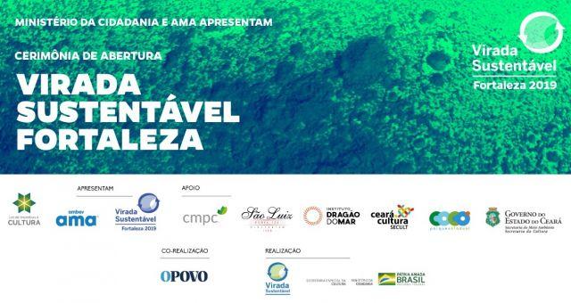 Abertura da Virada Sustentável Fortaleza 2019